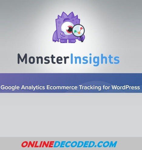 MonsterInsights: Best Google Analytics Plugin For WooCommerce Site?