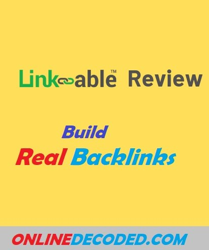Link-able Review 2020: Build Your Backlinks Easily
