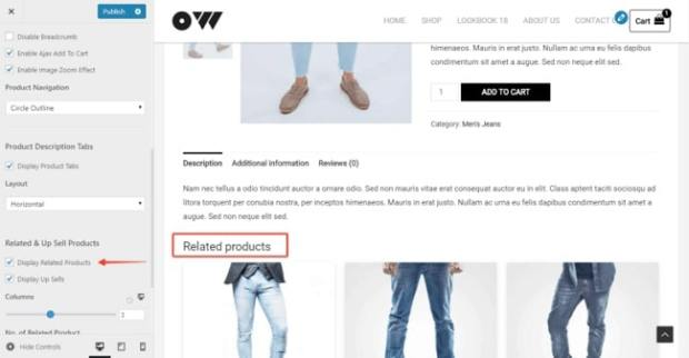 Astra for eCommerce Sites - Related Products