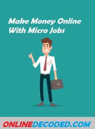 Make Money Online With Micro Jobs