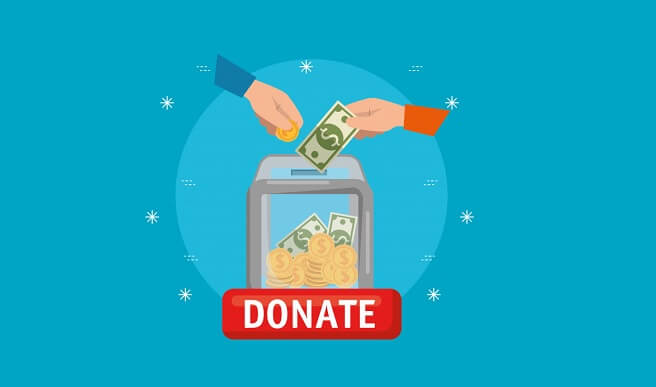 How to create a donation form in WordPress for Nonprofits