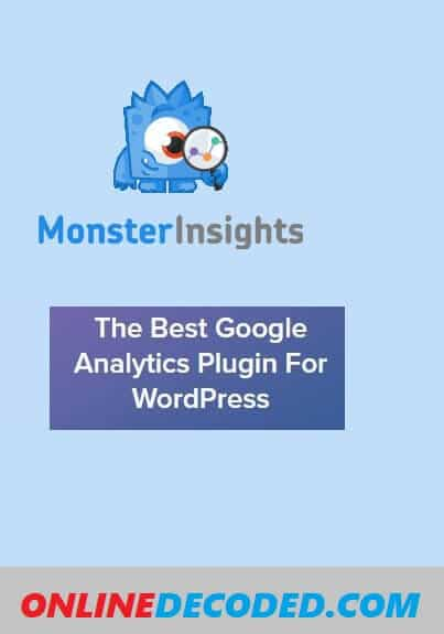 Monster Insights Review – Is It The Best Analytics Plugin In 2021?