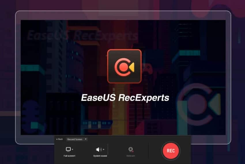 EaseUS RecExperts Review: Best Screen Recording Software in 2021?