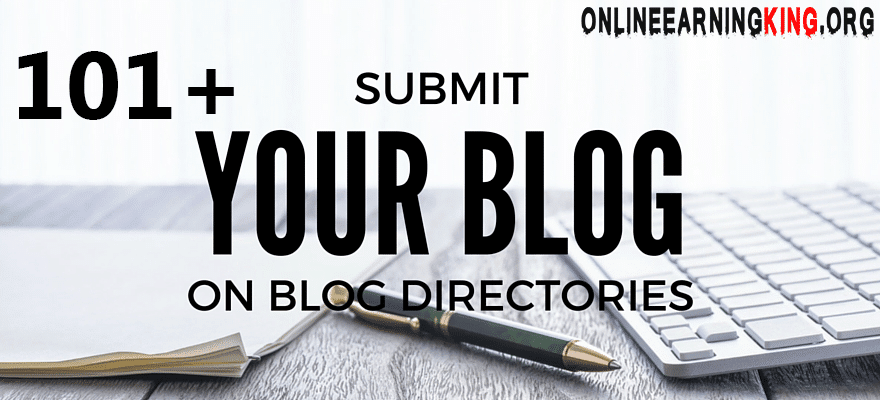submit blog to blog directory