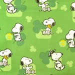 Fabric:  St. Paddy's Day Decorating