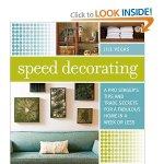 OFS book club--Speed Decorating by Jill Vegas