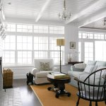Home decor:  Color of the month--White