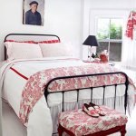 Fabric and home decor:  interesting color combinations