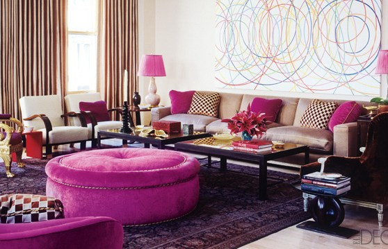 photo by William Waldron for elle decor