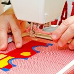Fabrics for Machine Embroidery
