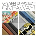 Spring Project Giveaway