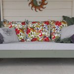 Front Porch Bench: Before & After