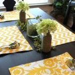 DIY Summer Placemats