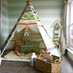 No-Sew Play Teepee