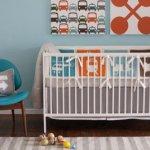 Modern Nursery Design Ideas for a Baby Boy