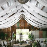 Gorgeous Barn Wedding Decor on a Budget