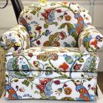OFS All Stars Projects: Upholstered Arm Chair
