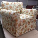 OFS All Stars Project: A Reupholstered Armchair