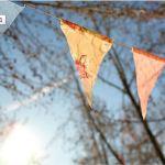 DIY Wedding / Event Bunting Tutorial