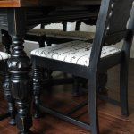 Dining Room Set Transformation with Premier Prints