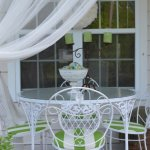 Patio Set with Premier Prints
