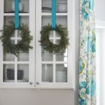 Turquoise & Green Holiday Decor Inspiration