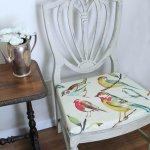 Vintage Chair Before & After