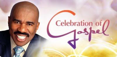 2010 Celebration of Gospel Sherry Shepard, Donnie McClurkin, Steve Harvey, Marvin Sapp,