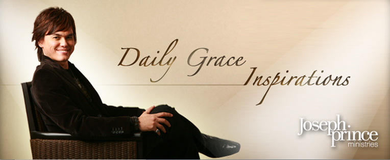 Thought For The Day via Joseph Prince Ministries: Give Us This Day