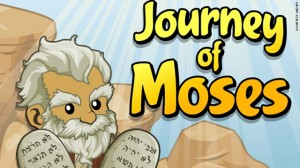 Holy Gamers Now Have A Bible-Based Facebook Game – Journey of Moses