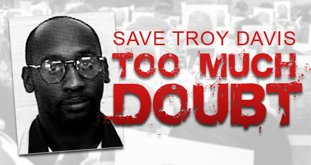 A Letter From Troy Davis – Faith in God
