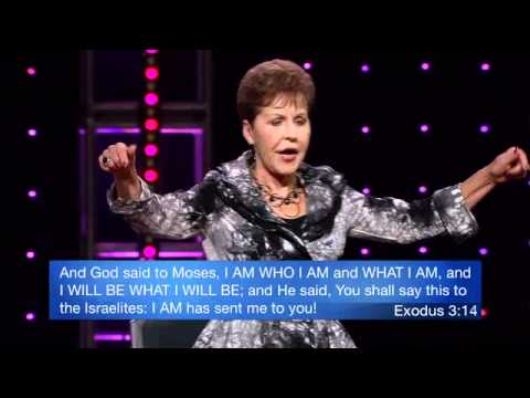 Video: Joyce Meyer – When You Need a Miracle … Wiggle