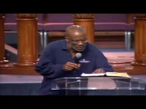 Bishop Noel Jones – Understanding the Darkside (Video)