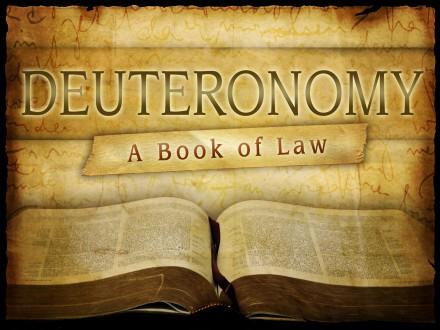 Deuteronomy 32 (NIV)