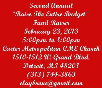 2013 fundraiser slide