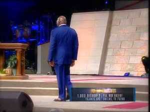 Bishop TD Jakes – The Discipline of Doing (Video)
