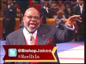 Bishop TD Jakes – Reel It In (Video)