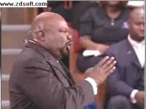 Bishop TD Jakes – Woman, Thou Art Loosed – I Made It Out Alive 3 (Video)