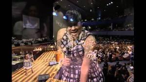 Le'Andria Johnson – Jesus (Video and mp3 download)