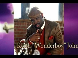 "Keith ""Wonderboy"" Johnson ft. Zacardi Cortez- He Laid His Hands On Me (mp3 and Lyrics)"