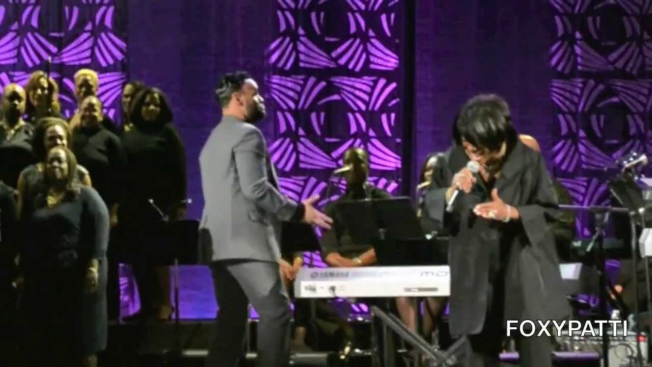 2014 Super Bowl Gospel Celebration – Candice Glover and Patti LaBelle – When You've Been Blessed (Live)
