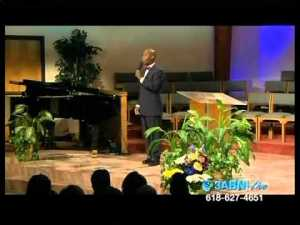Chaplain Barry Black  – Survivng As A Lamb In A Wolf's World