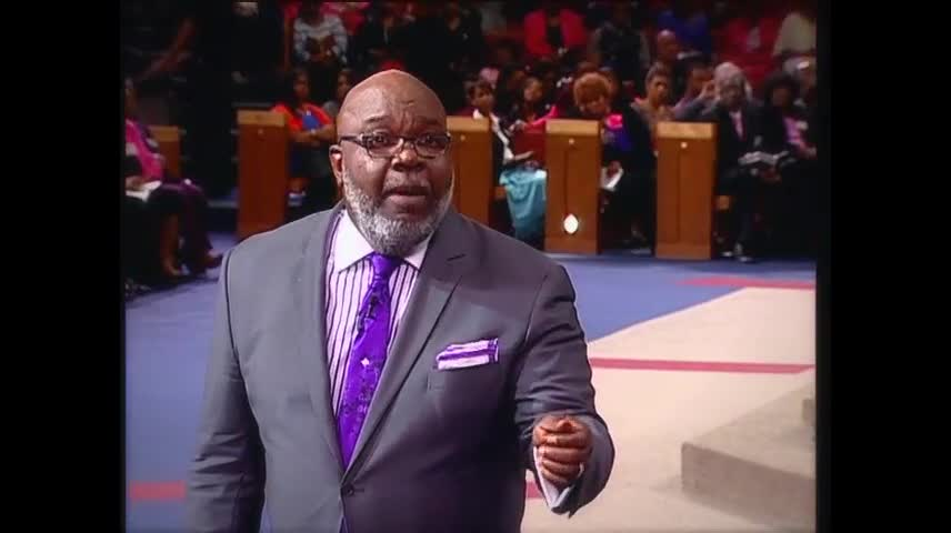 Video: Bishop T.D. Jakes – Five Things That Make A Man A Good Father