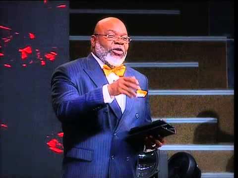 Bishop TD Jakes – Transformational Instinct (Video and Book)