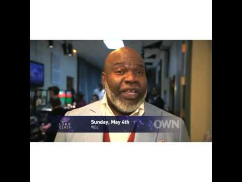 Oprah's Life Class – Bishop TD Jakes on Transformational Thinking (Video)