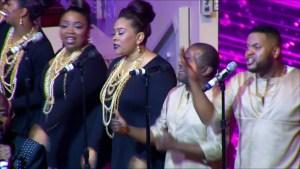 Ricky Dillard & New G – I Survived It (LIVE VIDEO)