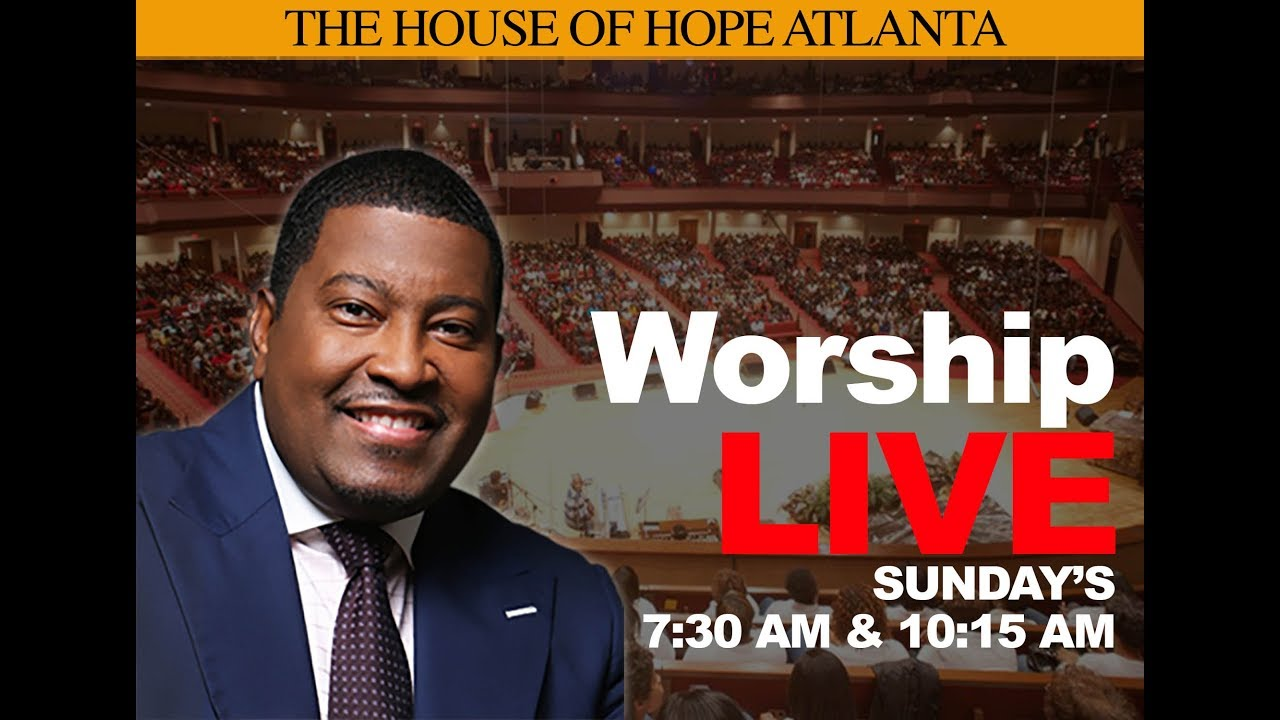 House of Hope Atlanta Worship Service – 12/10/17 @ 10:15 am