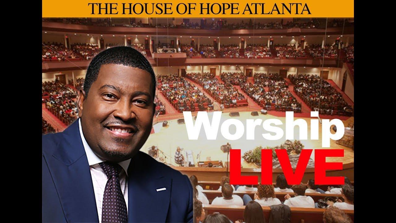 Join Dr. E. Dewey Smith for Worship!