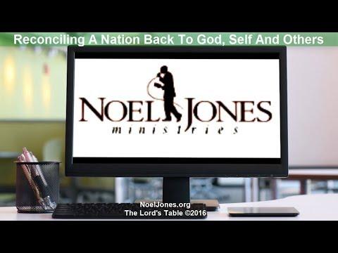 Bishop Noel Jones   The Effect of the Gospel