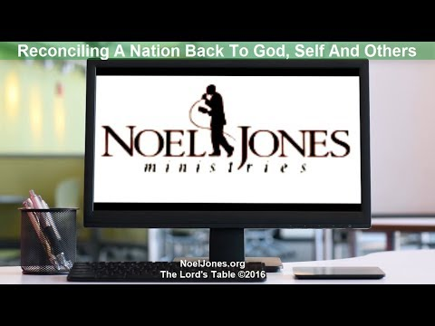 Bishop Noel Jones | The Liberator